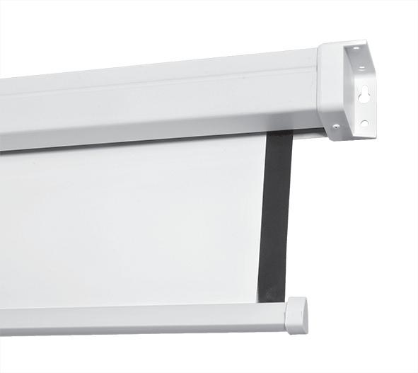 Экран для проектора электропривод своими руками 18