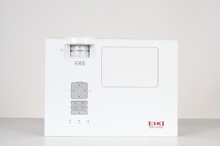 EIKI EIP-U4700 вид сверху
