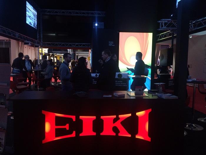 EIKI на ISE 2016