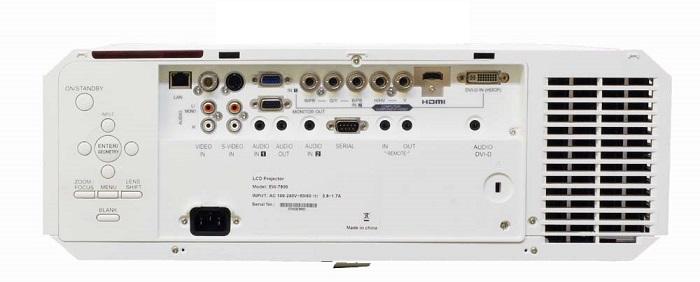 Разъемная панель EIKI EK-501W
