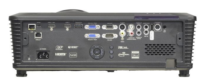 Панель разъемов EIKI EK-600U