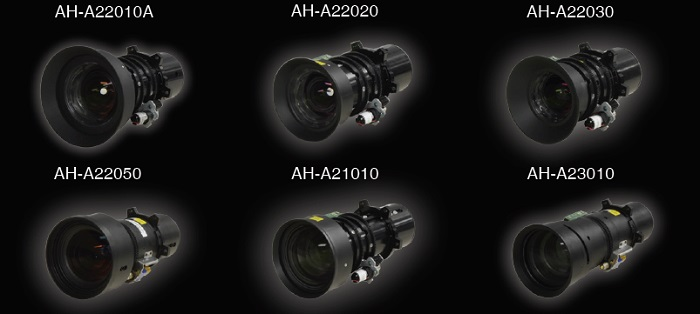 Сменная оптика для EIKI EK-620U