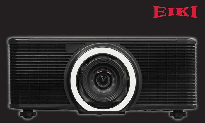 Лазерный проектор EIKI EK-621W