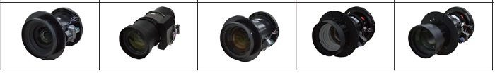 Сменная оптика EIKI EK-510UL