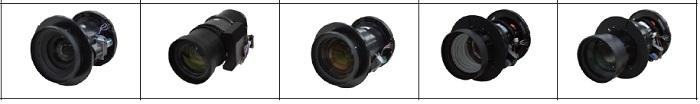 Сменная оптика EIKI EK-512XL
